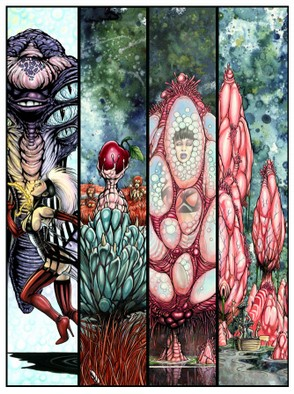 The ONIRIA GENESIS Print Collection